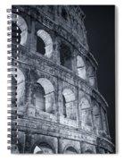 Colosseum Before Dawn Spiral Notebook