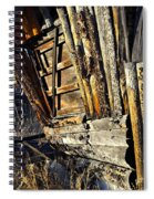 Collapse Spiral Notebook