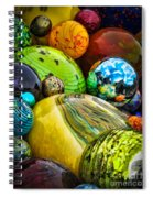 Collapsed Universe Spiral Notebook