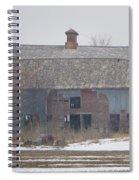 Collapsing Spiral Notebook