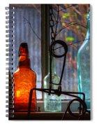Collecting Memories Spiral Notebook