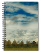 Collecting Thoughts Spiral Notebook