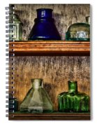 Collection - Ink Wells 1 Spiral Notebook