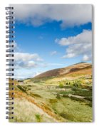 College Valley Spiral Notebook