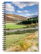 College Valley Forest Spiral Notebook