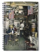 Collins Pharmacy, 1900 Spiral Notebook
