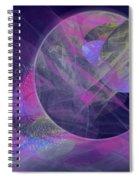 Collision Spiral Notebook