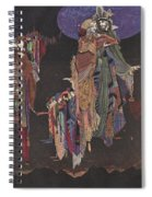 Colloquy Of Monos And Una Spiral Notebook