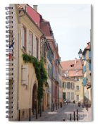 Colmar Small Street Spiral Notebook