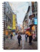 Cologne Stroll Spiral Notebook