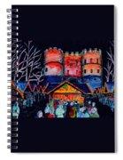 cologne Xmas Market Spiral Notebook