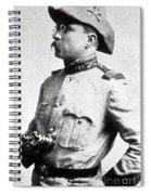 Colonel Theodore Roosevelt 1898 Spiral Notebook