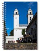 Colonia Cobblestones Spiral Notebook