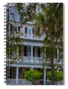 Colonial Charleston Spiral Notebook