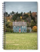 Colonial Home Spiral Notebook