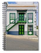 Colonial House Spiral Notebook