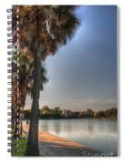 Colonial Lake Spiral Notebook