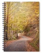 Color And Light Spiral Notebook