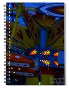 Color Bam Spiral Notebook