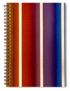 Color Bands Spiral Notebook
