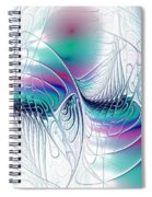 Color Elegance Spiral Notebook
