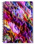 Color Evolution Spiral Notebook