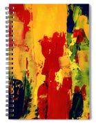 Color Fantasy Spiral Notebook