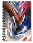 Color Fold Spiral Notebook