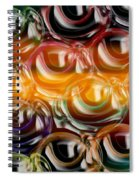 Color Frenzy 2 Spiral Notebook