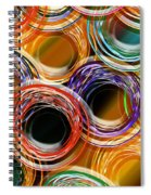 Color Frenzy 7 Spiral Notebook