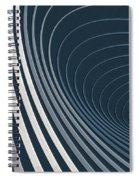 Color Harmonies - Mountain Mist Spiral Notebook