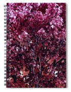 Color In The Tree 01 Spiral Notebook