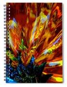 Color Magik Spiral Notebook