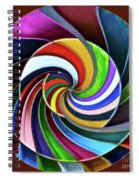Color Me Again Spiral Notebook
