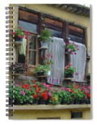 Color Of Life Spiral Notebook