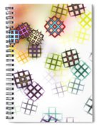 Color Of Your Window Spiral Notebook