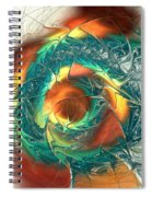 Color Spiral Spiral Notebook