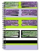 Color Stix Spiral Notebook