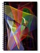 Color Symphony Spiral Notebook
