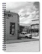 Colorado Boy Spiral Notebook