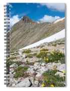 Colorado Elkhead Pass Spiral Notebook