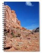 Colorado Escalante Canyon Spiral Notebook