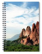 Colorado - Garden Of The Gods Spiral Notebook