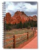 Colorado Path To Paradise Spiral Notebook