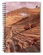 Colorado Plateau Sandstone Arizona Spiral Notebook
