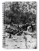 Colorado Railroad Wars Spiral Notebook