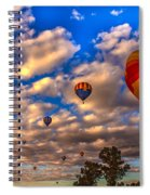 Colorado River Crossing 2012 Spiral Notebook