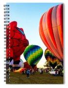 Colorado River Crossing Spiral Notebook