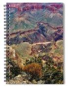 Colorado River Grand Canyon Spiral Notebook