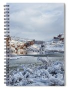 Colorado River Spiral Notebook